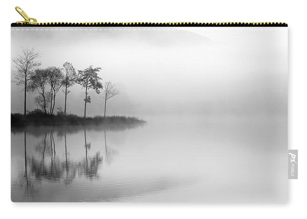 Loch Ard Trees In The Mist Carry-all Pouch