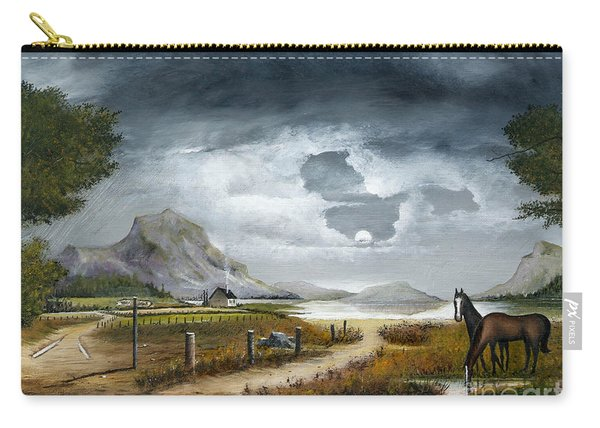 Loch Lomand Carry-all Pouch