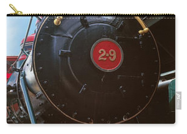 Locomotive At The Chattanooga Choo Carry-all Pouch