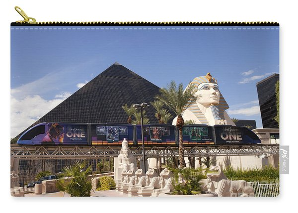 Luxor Casino In Las Vegas Carry-all Pouch