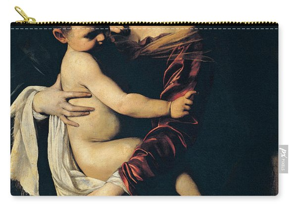 Madonna Di Loreto Carry-all Pouch