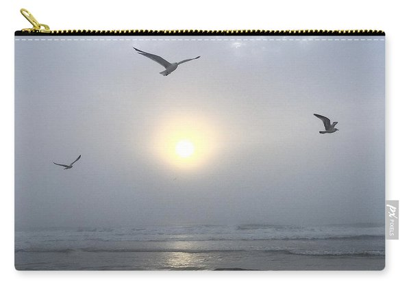 Moment Of Grace Carry-all Pouch
