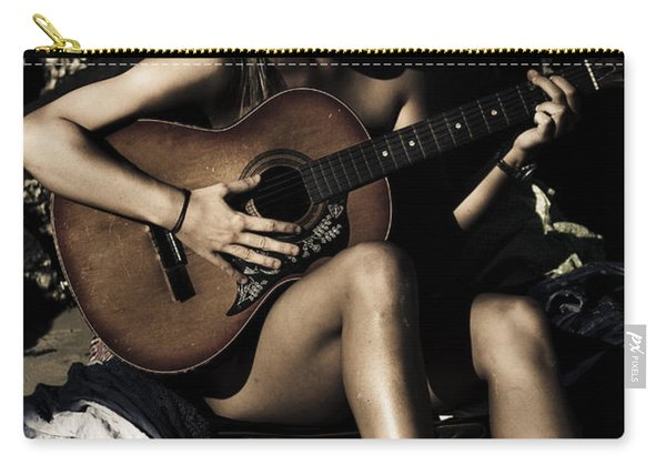 Moonlight Music Carry-all Pouch