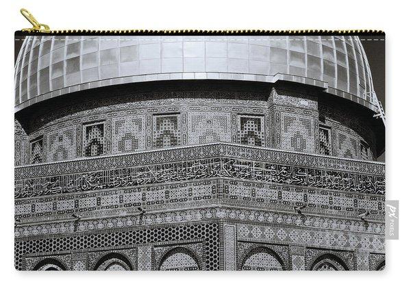 Jerusalem Mosaic Carry-all Pouch