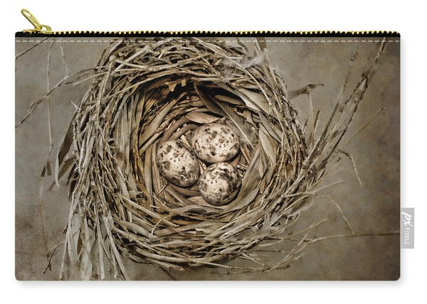 Nest Eggs Carry-all Pouch