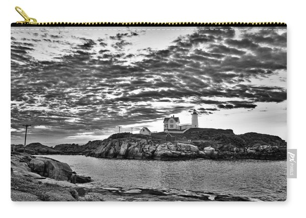 Nubble Lighthouse - Maine Carry-all Pouch