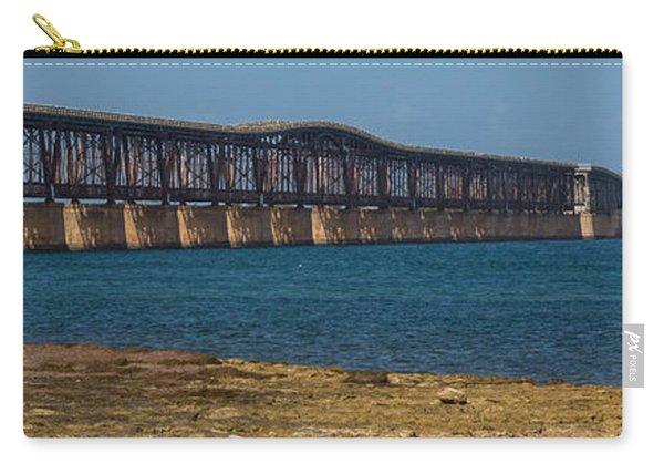 Old Bahia Honda Bridge Carry-all Pouch