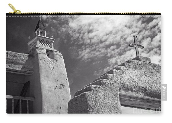Old Mission Crosses Carry-all Pouch