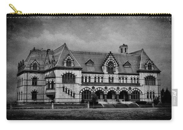 Old Post Office - Customs House B W Carry-all Pouch