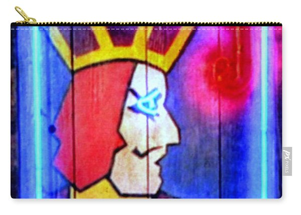 One Eyed Jacks Carry-all Pouch