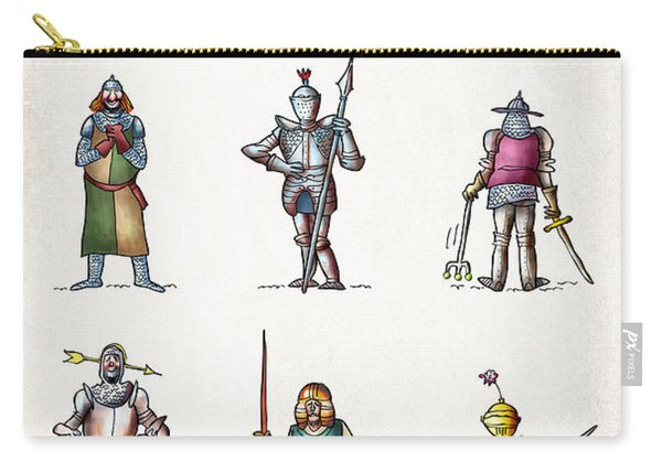 One Knight Stands Carry-all Pouch