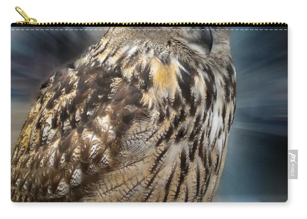 Owl Alba Spain  Carry-all Pouch