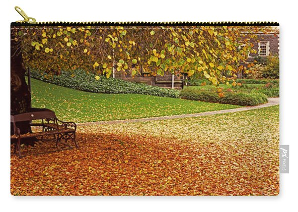 Park At Banks Of The Avon River Carry-all Pouch