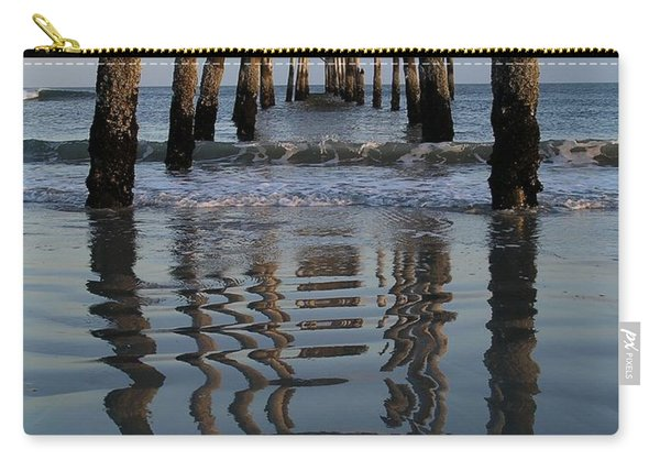 Pier Reflections Carry-all Pouch
