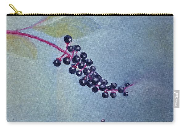 Pokeberries Carry-all Pouch