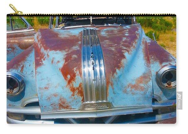 Pontiac Blues Carry-all Pouch