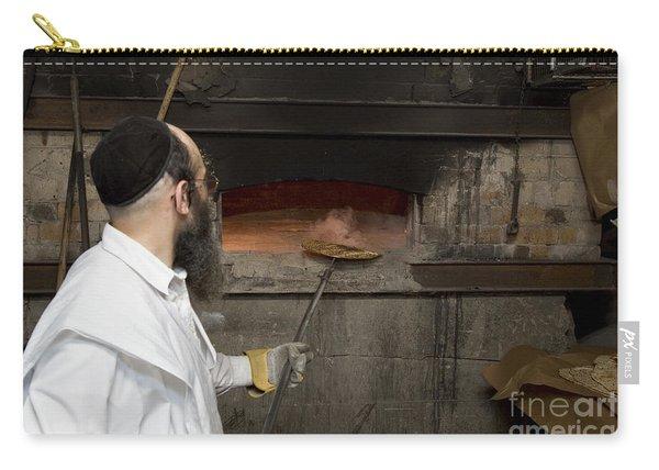 Preparing Matzah Israel Carry-all Pouch