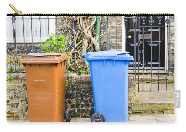 Recycling Bins Carry-all Pouch