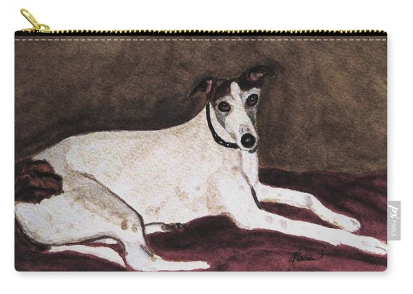 Resting Gracefully Carry-all Pouch