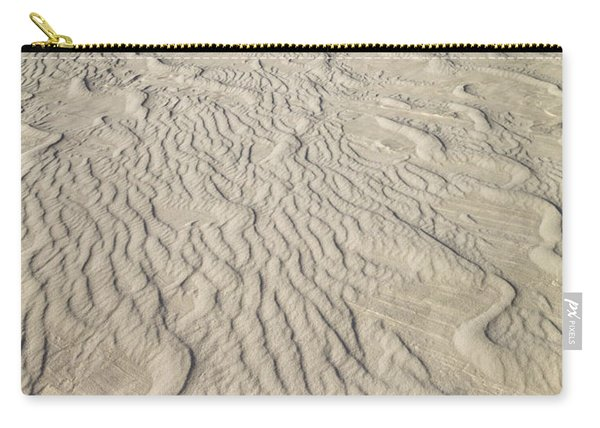 Ripple Dunes At White Sands Carry-all Pouch