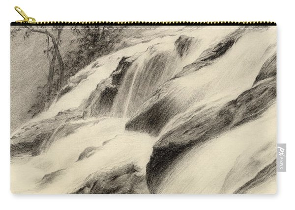 River Stream Carry-all Pouch