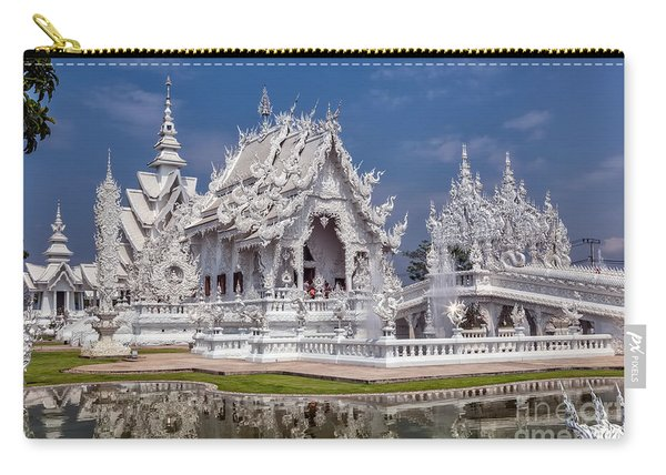 Rong Khun Temple Carry-all Pouch
