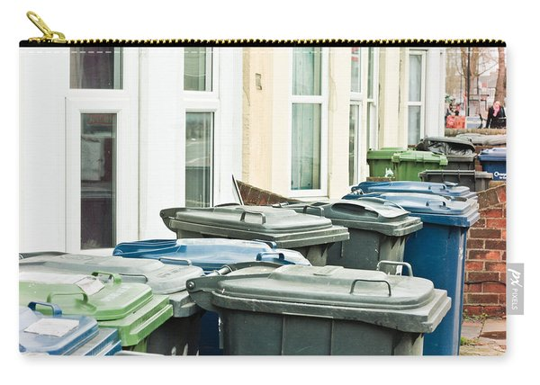 Rubbish Bins Carry-all Pouch