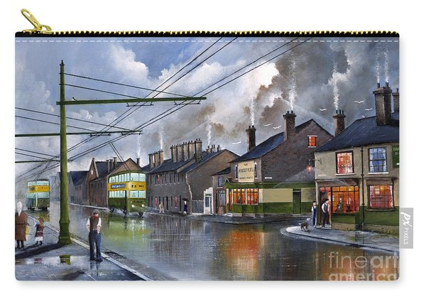 Salop Street Dudley C 1950 Carry-all Pouch