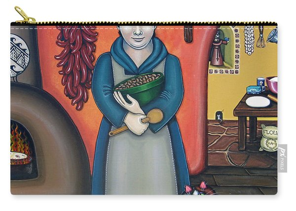 San Pascuals Kitchen Carry-all Pouch