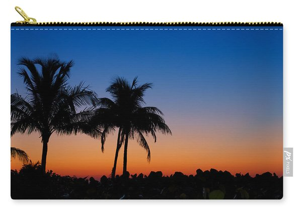 Sanibel Island Florida Sunset Carry-all Pouch