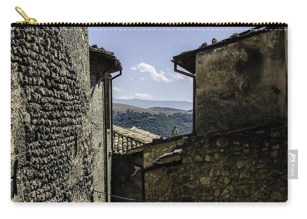 Santo Stefano Di Sessanio - Italy  Carry-all Pouch