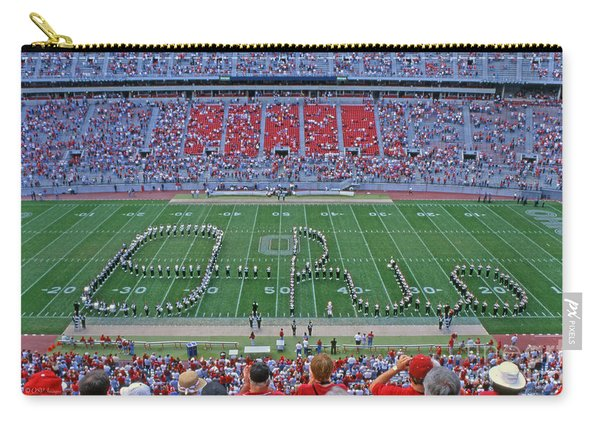 27w115 Script Ohio In Osu Stadium Carry-all Pouch