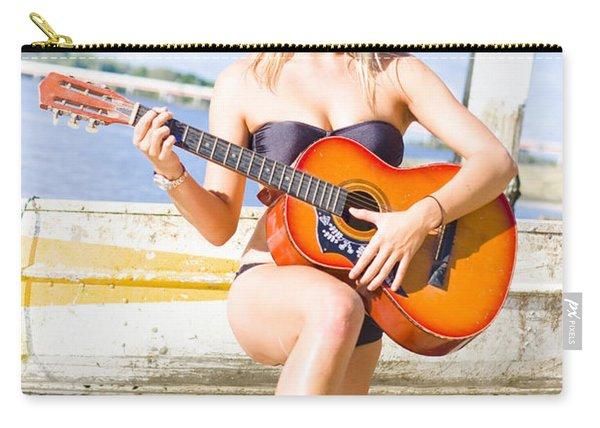 Sea Shore Serenade Carry-all Pouch
