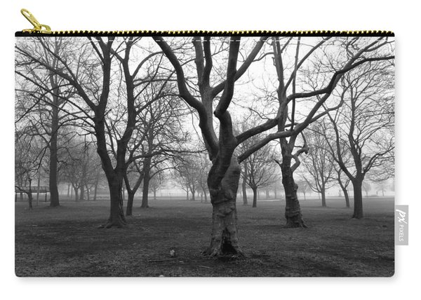 Seaside By The Tree Carry-all Pouch