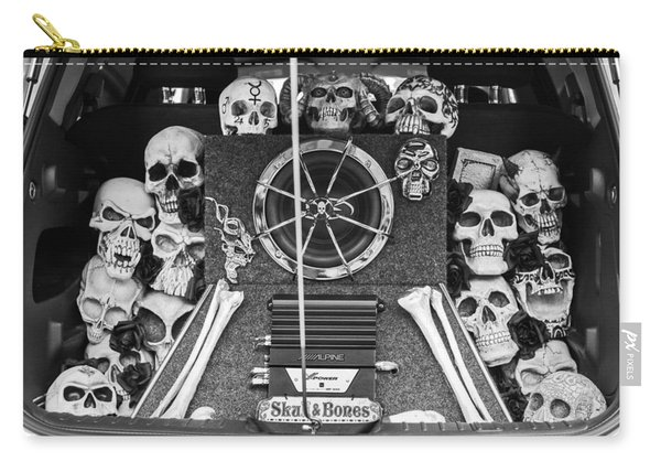 Skull And Bones - Pt Cruiser Carry-all Pouch