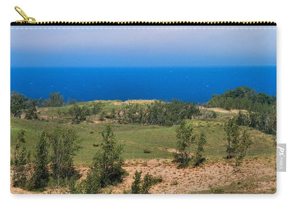 Sleeping Bear Dunes Overlook Carry-all Pouch