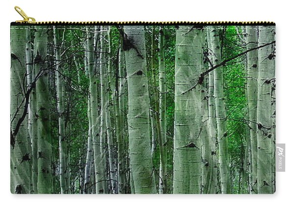 Spectacular Aspens Carry-all Pouch