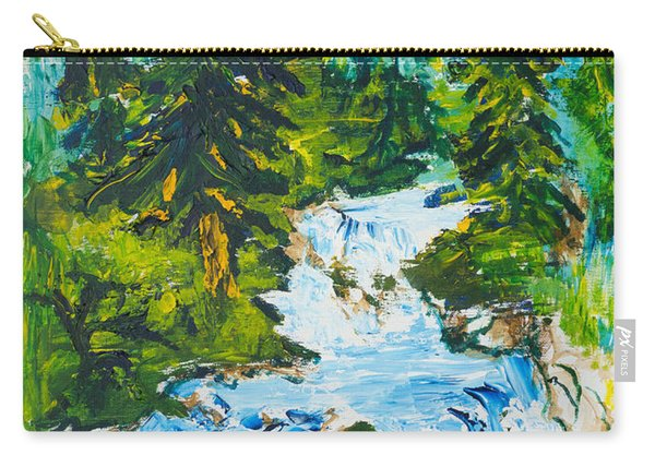Spring Run-off Carry-all Pouch