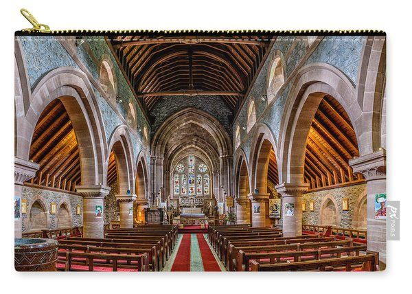 St Mary Carry-all Pouch