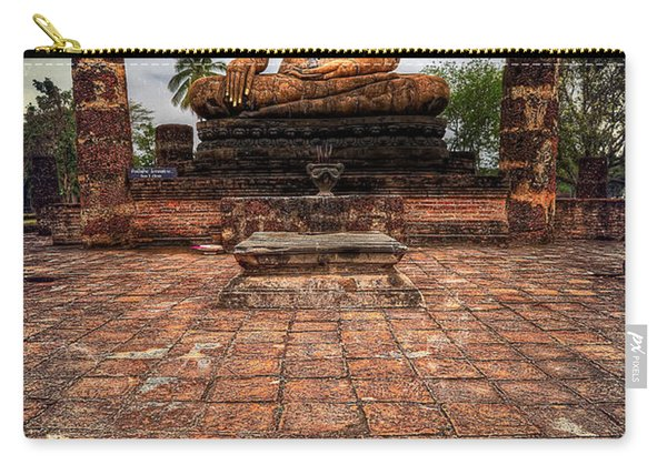 Sukhothai Buddha Carry-all Pouch