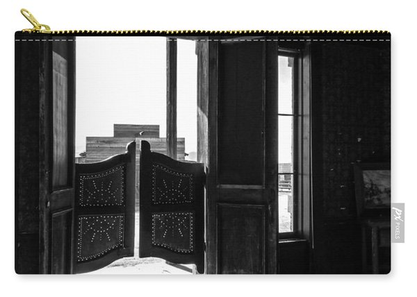 Swinging Doors Carry-all Pouch