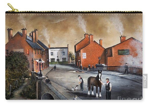 The Blackcountry Village Carry-all Pouch