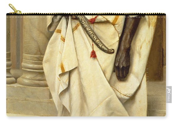 The Emir Carry-all Pouch