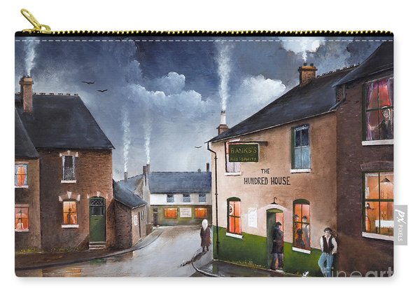 The Hundred House - Lye Carry-all Pouch