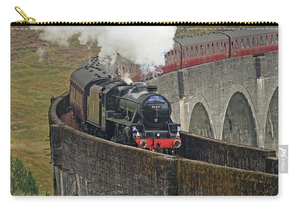 The Jacobite Steam Train Carry-all Pouch