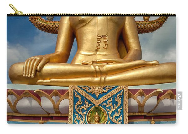The Lord Buddha Carry-all Pouch