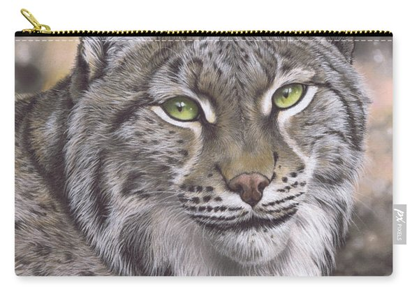 The Lynx Effect Carry-all Pouch