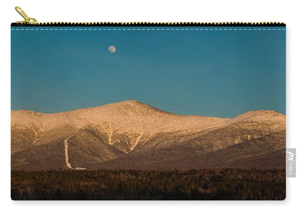 The Presidential Range White Mountains New Hampshire Carry-all Pouch