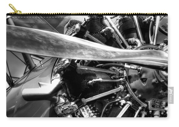 The Stearman Jacobs Aircraft Engine Carry-all Pouch