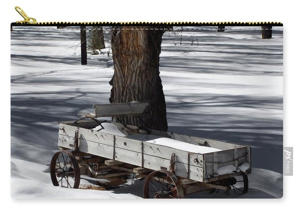 The Wagon Carry-all Pouch